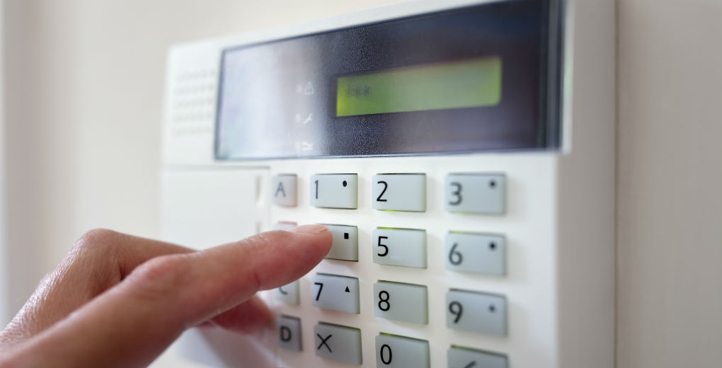 Home security system for Find Insurance NI blog