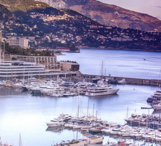 Monaco coast for Find Insurance NI blog
